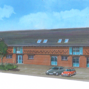 Office Units, Bretton