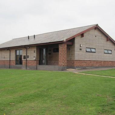 Lady Heyes Caravan Park Amenity Building