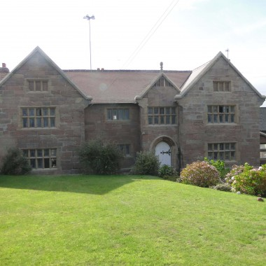 Old Hall, Weston