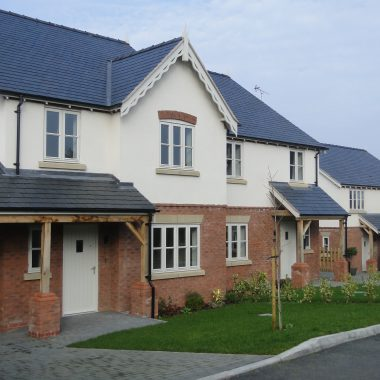 New development at Tilston, Malpas
