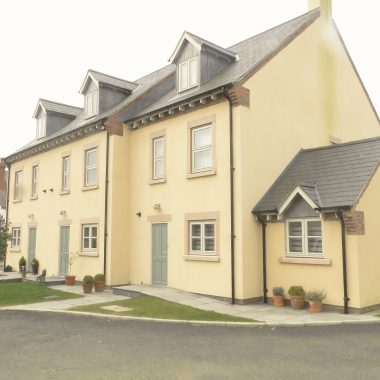 New Development at Melyd Court, Caerwys