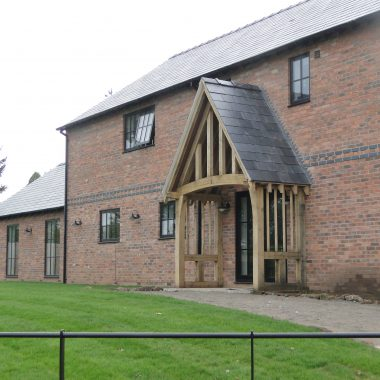 Replacement dwelling, Haughton, Cheshire